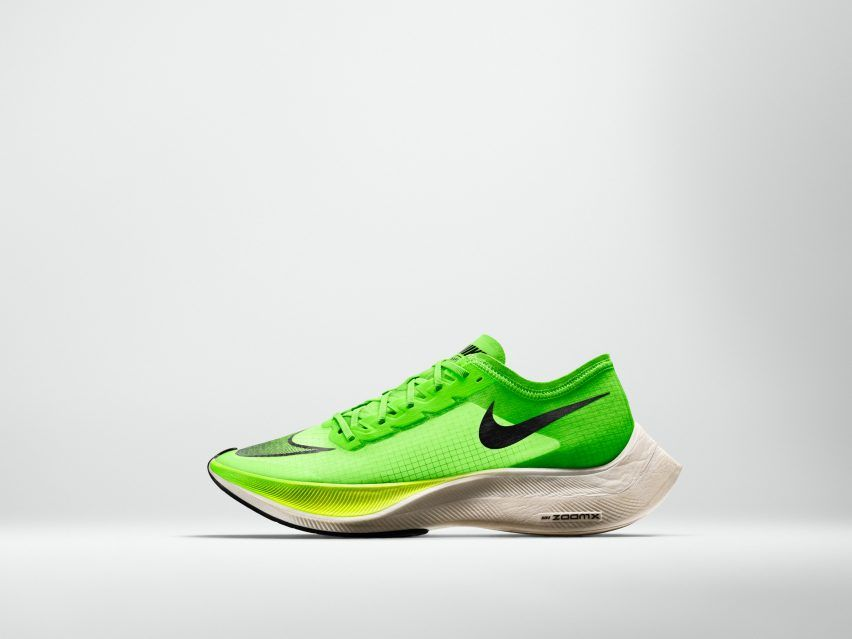 Nike ZoomX Vaporfly NEXT% trainer
