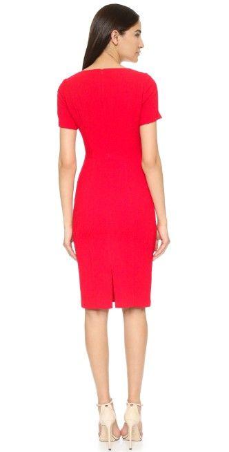 Black Halo Olive Sheath Dress | SHOPBOP