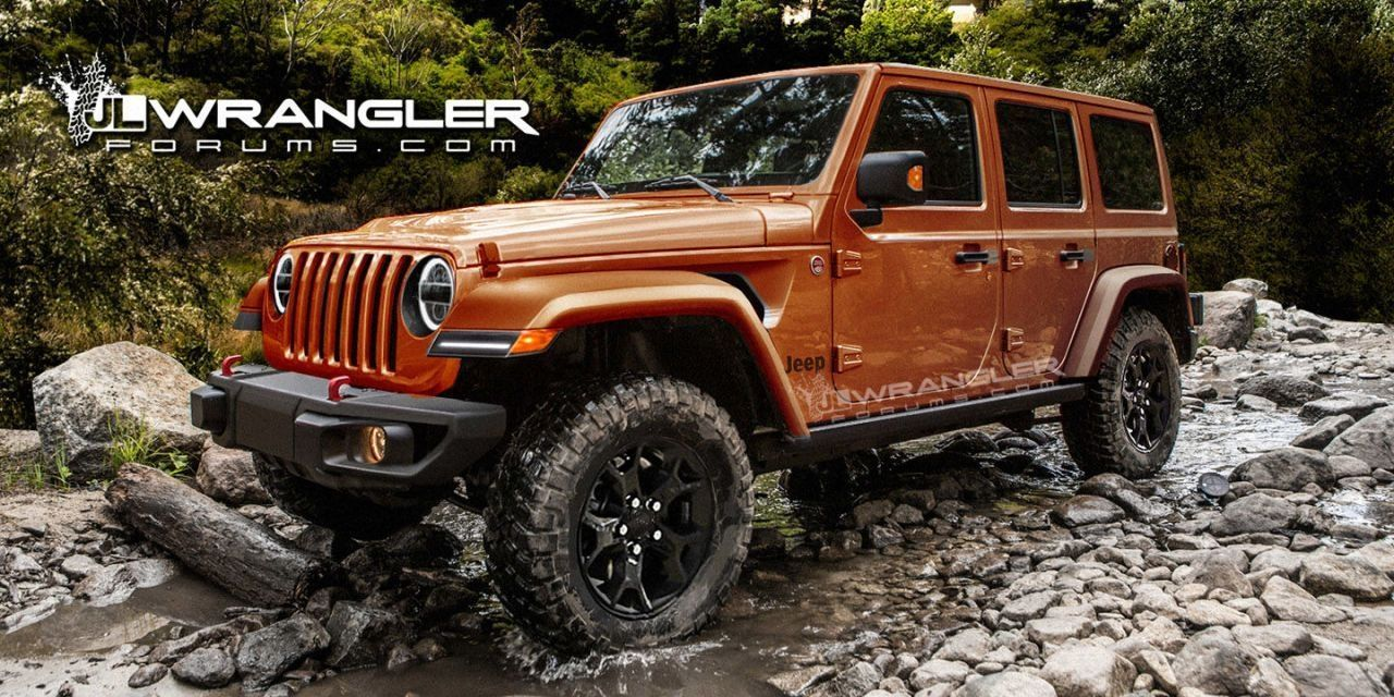 2018 Jeep Wrangler Everything We Know New jeep wrangler