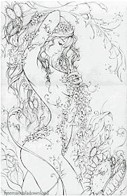free mandala : erotische malvorlage/erotic coloring page | sci fi in 2019 | malen für erwachsene