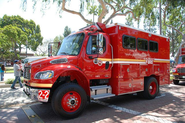 los angeles county fire department lacofd by navymailman via flickr fire department. Black Bedroom Furniture Sets. Home Design Ideas