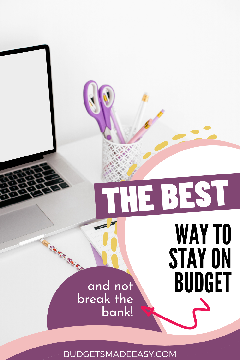 Pin on how to budget