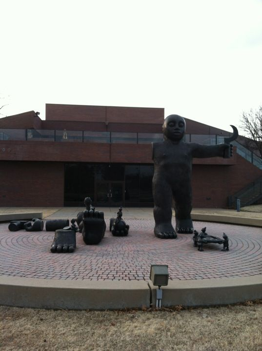 Wichita Art Museum (With images) | Art museum, Wichita
