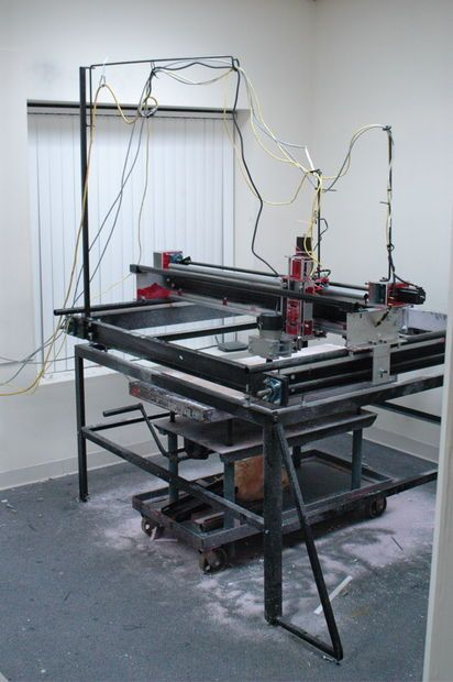 3 Axis CNC Router - 60