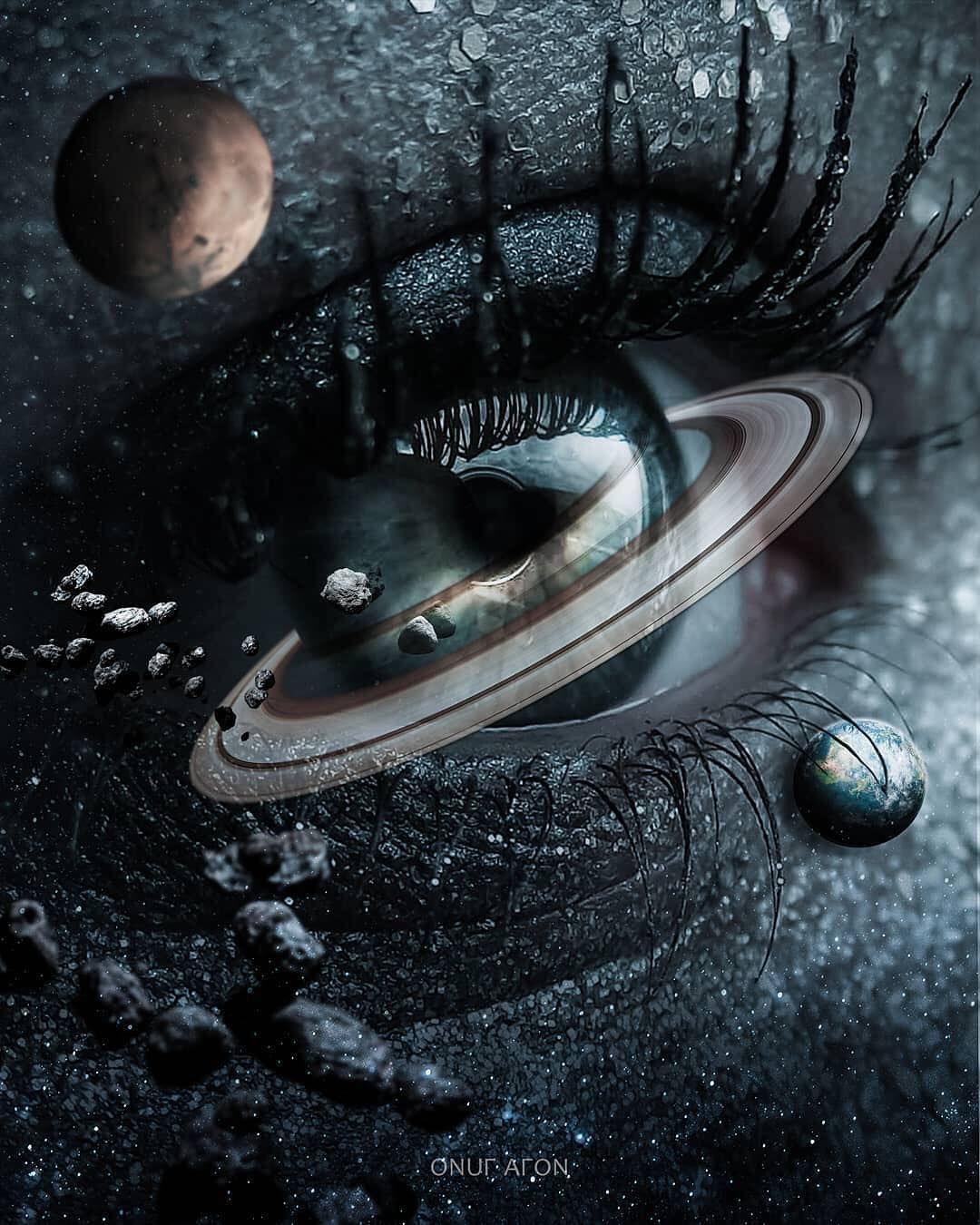 Art Astronaut Astronautlife Astronomy Boyleseyleriseviyorum