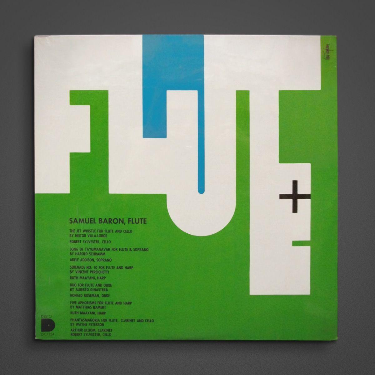 Album Cover 1972 Cover Design By Richard F Van Tieghem