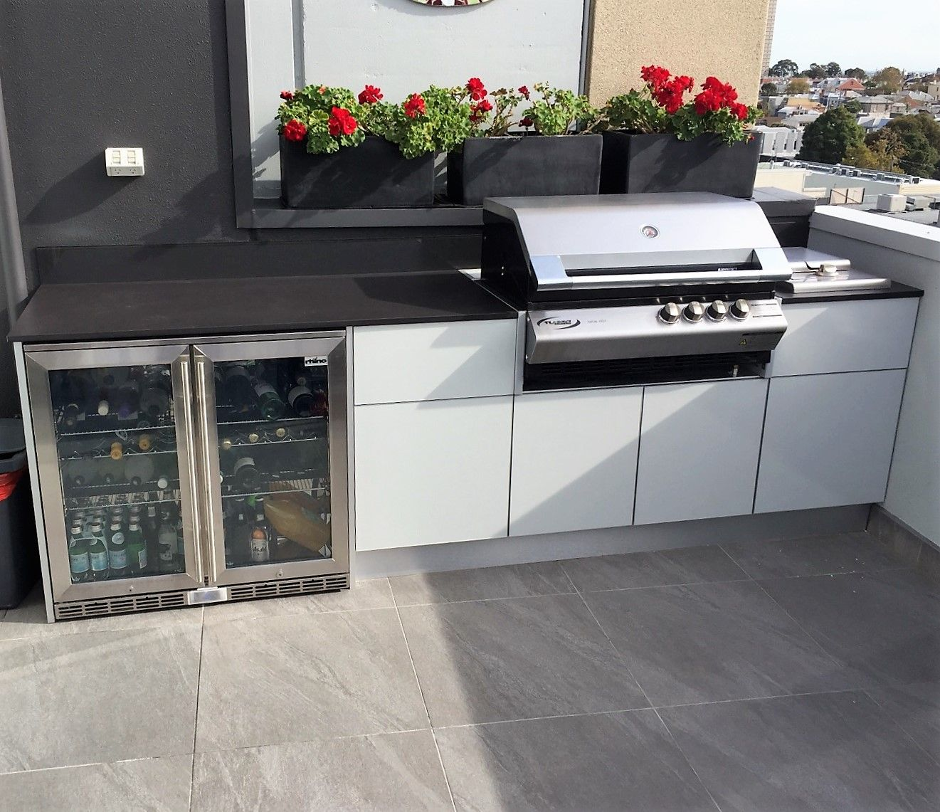 Pin by OSO on Outside but inside Outdoor kitchen