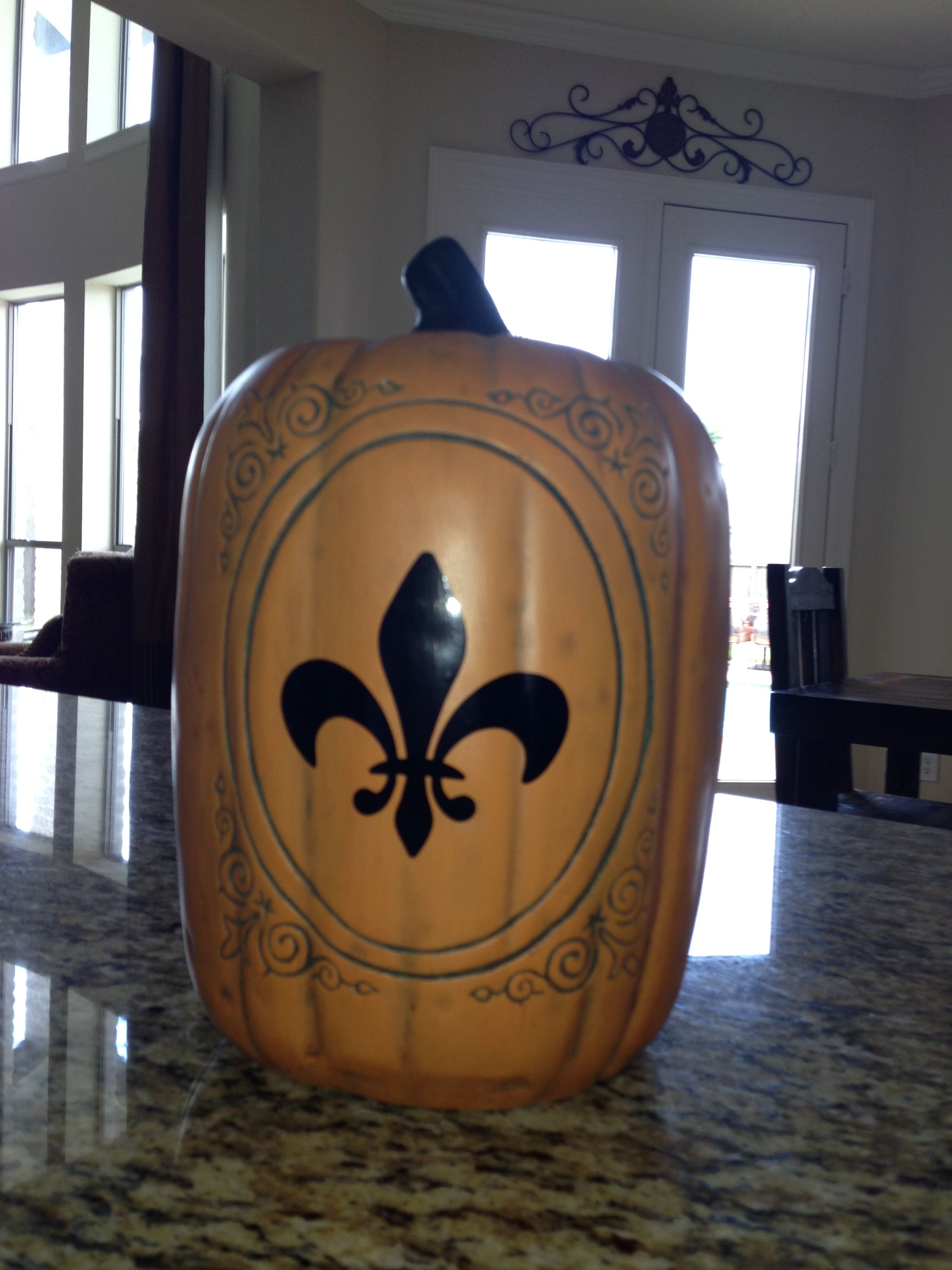 Hobby Lobby Ceramic Pumpkin With Vinyl Decal Fall Pinterest - Vinyl decals at hobby lobby