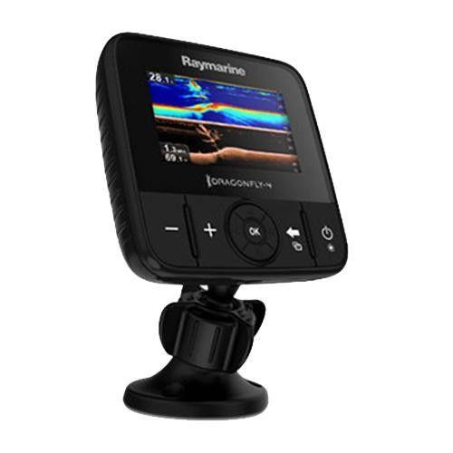 Dragonfly Pro 4, GPS, Sonar, Downvision Nav+ Raymarine