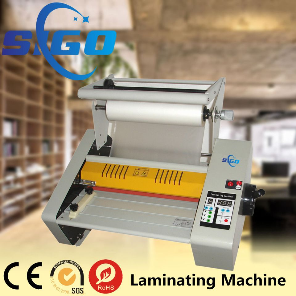 Paper Laminating Machin Price For A0 Size Laminate Graphic Card Paper