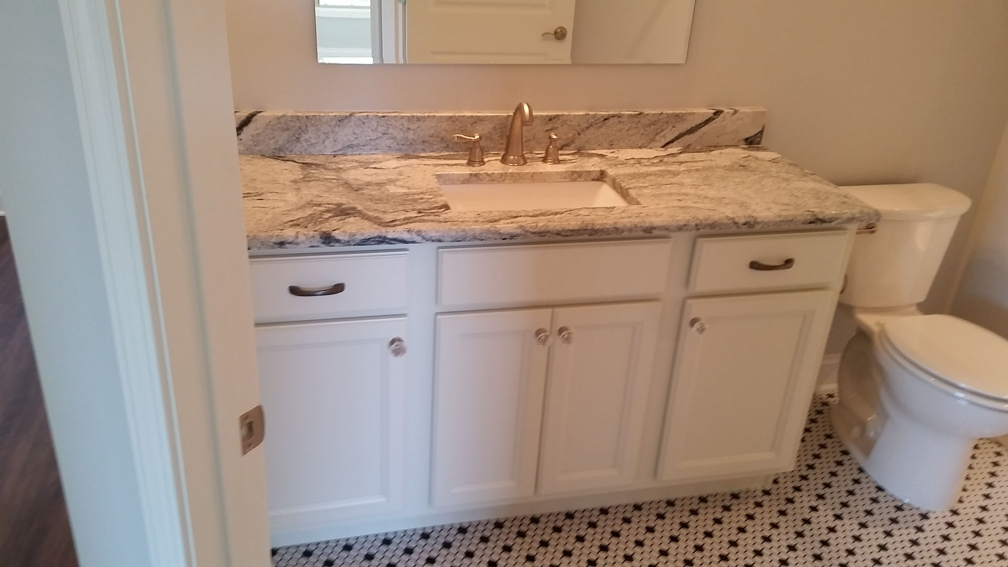Vanilla Ice Granite Countertops