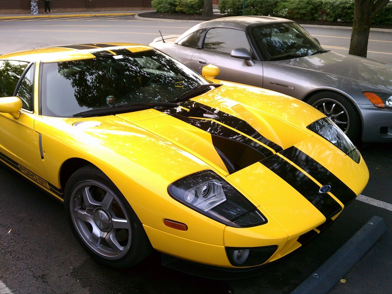 Ford Gt Bubblebee Cars Ford Gt Cars Ford