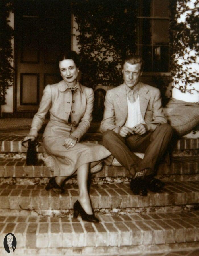 Duke of Windsor and Wallis Simpson
