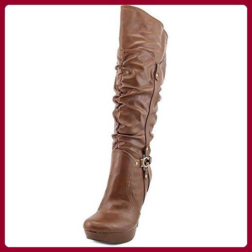 bebff61c3a3c48 G By Guess Darrlin Damen US 10 Braun Mode-Knie hoch Stiefel - Stiefel für  frauen ( Partner-Link)