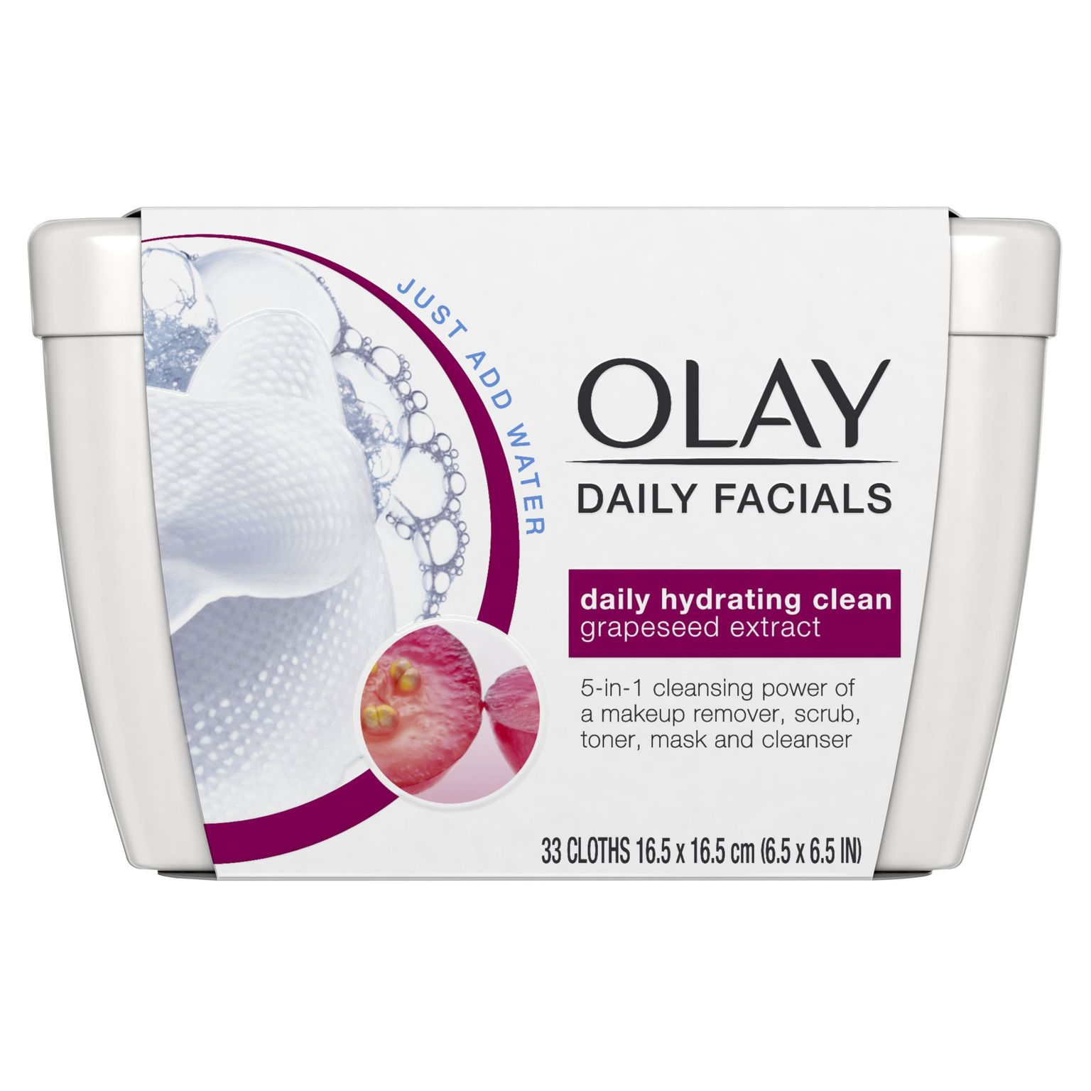 of olay wipes Oil facial