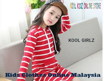 Kids Clothes Online Malaysia | Kids clothes patterns, Kids ...