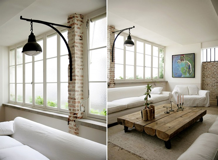 Industrial Living Room Design Delectable 31 Ultimate Industrial Living Room Design Ideas  Industrial Review