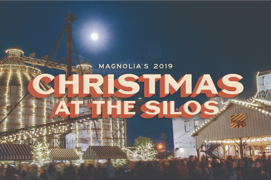 Christmas At The Silos 2020 Christmas at the Silos | Magnolia in 2020 | Silos magnolia, Silos