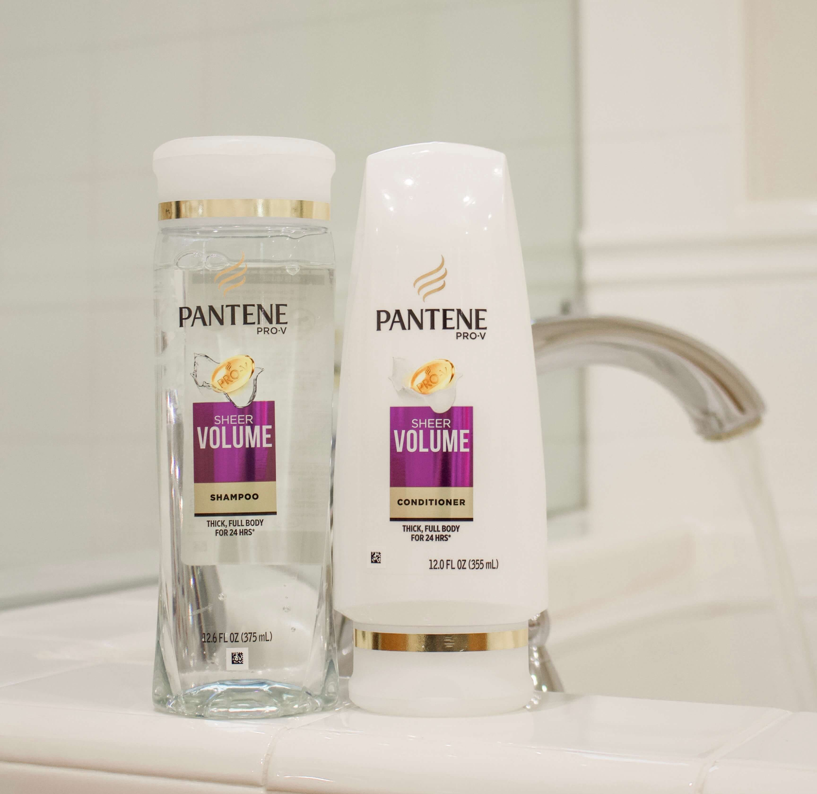Pantene 14 Day Challenge Results My Styled Life Pantene Volumizing Shampoo Pantene Shampoo