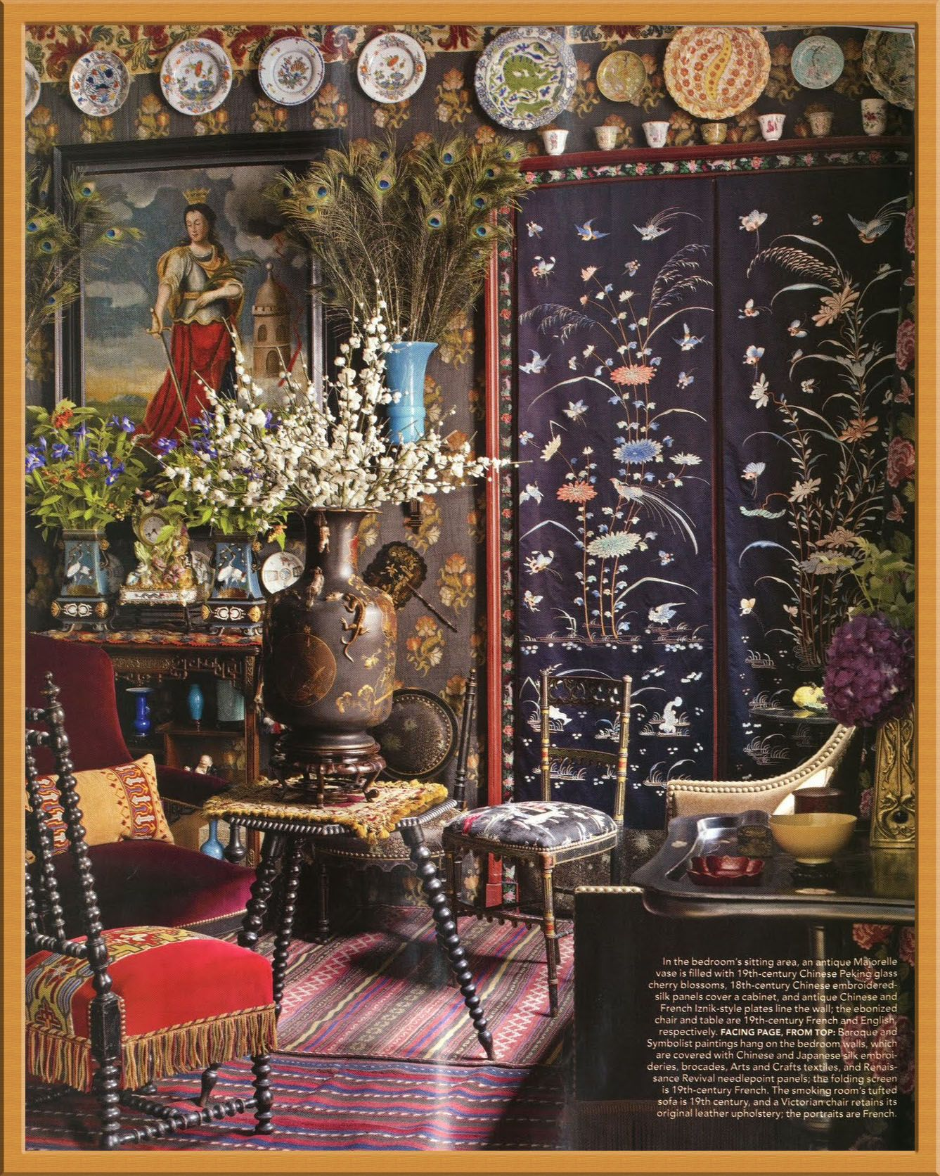 Bohemian Homedecor: An Incredibly Easy Method That Works For All