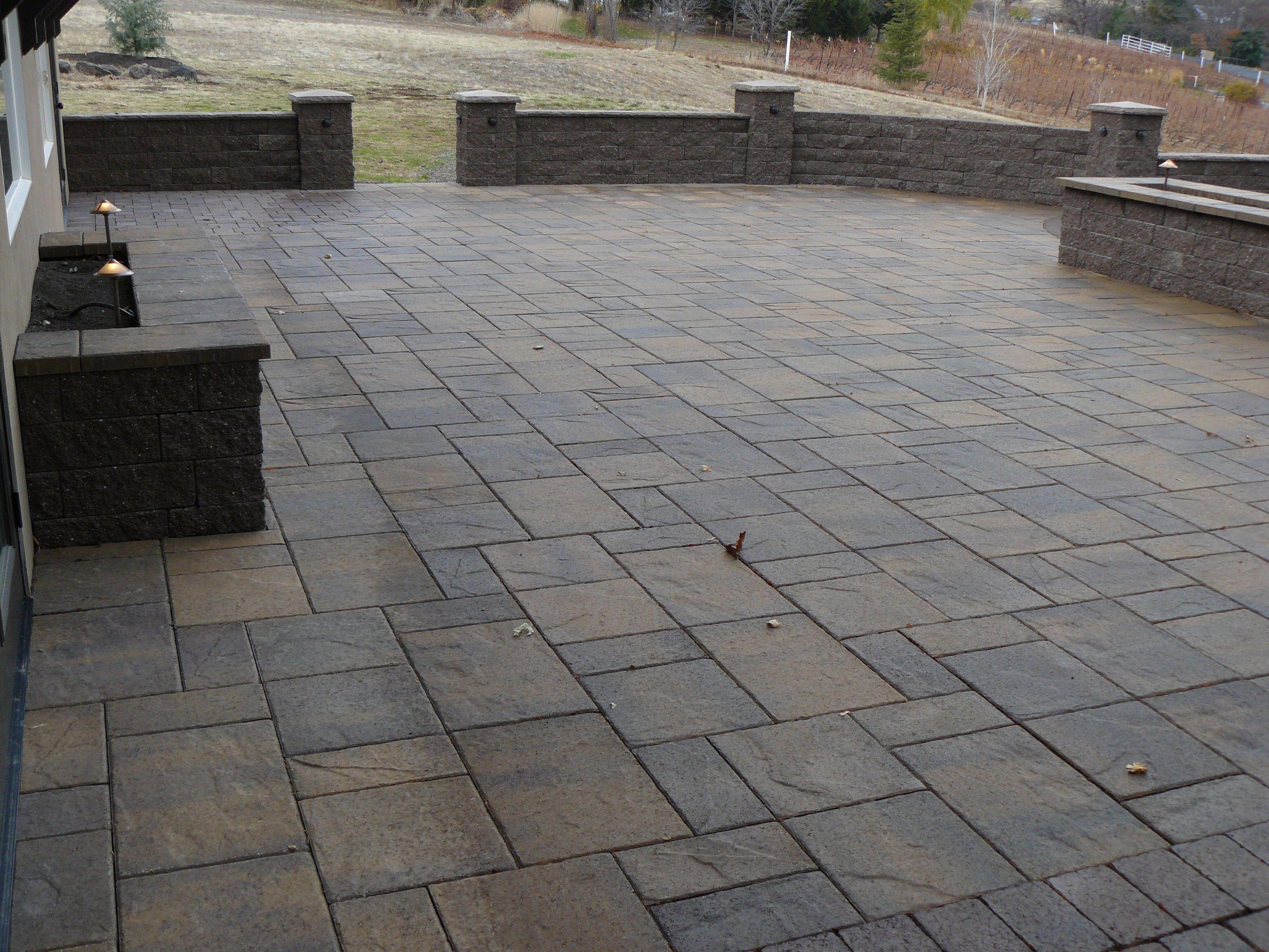 belgard lafitt pavers outdoor patio