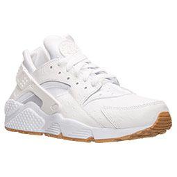 nike air huarache bianco con gomma solo scarpe da ginnastica al traguardo le scarpe