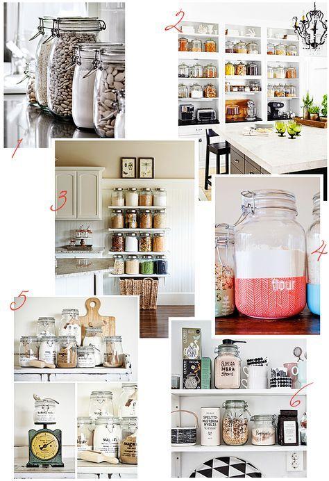 jolie cuisine fonctionnelle, idées déco cuisine, comment organiser