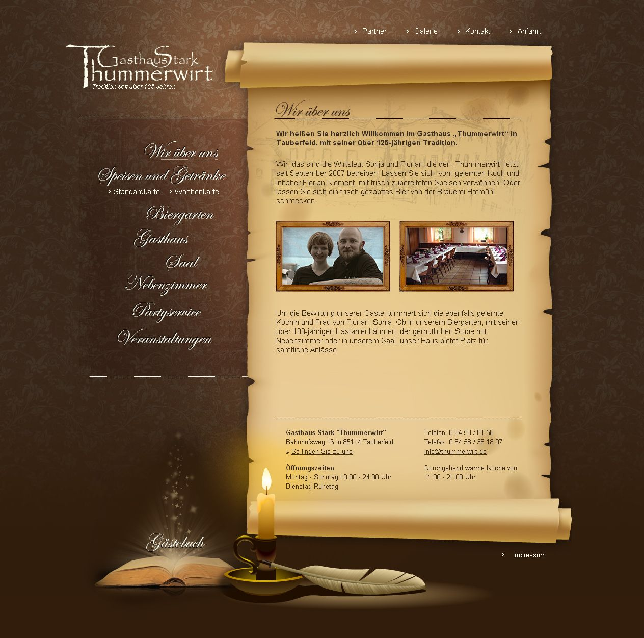 Publican Webdesign By Medienvirus Deviantart Com Repin If You Like