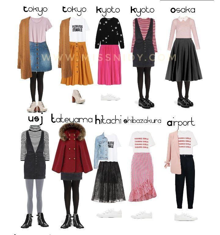 Baju Musim Semi Di Jepang