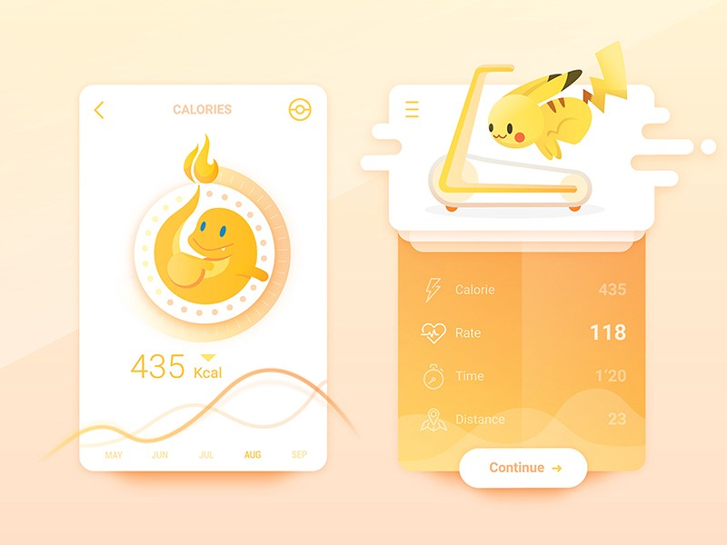 Creative takes on Pokemon go (With images) Mobile app