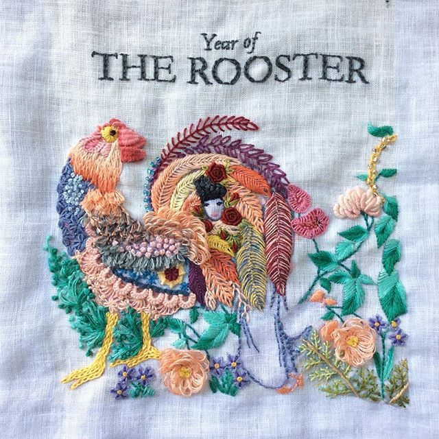http://www.facebook.com/Bundaanjai  #บันดาลใจ #Bundaanjai #embroidery  #embroidery_lovers #embroidery_love #my_crafts  #my_happiness