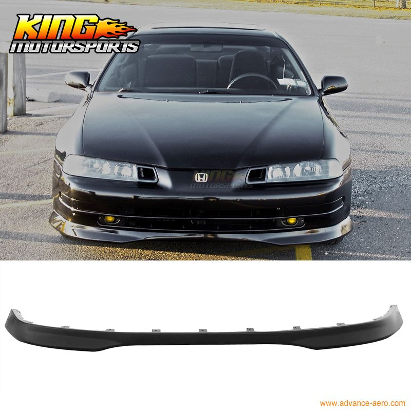 Honda Prelude Type Sh 1998 Front: FIT FOR 92-96 HONDA PRELUDE FRONT BUMPER LIP TYPE-R STYLE