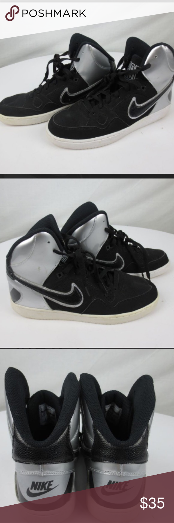 Men's Nike Son of Force Mid Shoes Overall light wear. See all pics Nike  Shoes