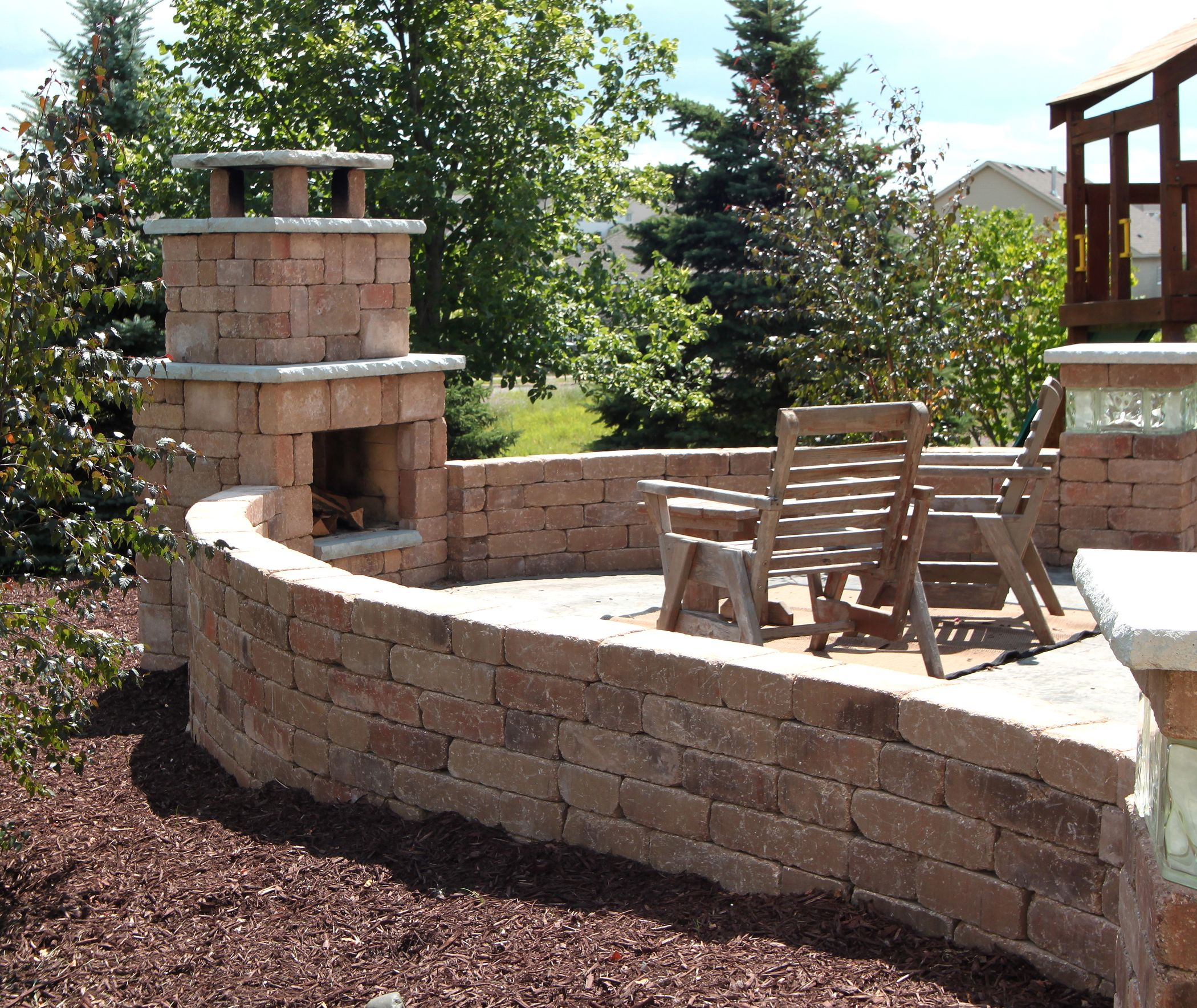 www outdoorlivingkits com necessories compact fireplace kit