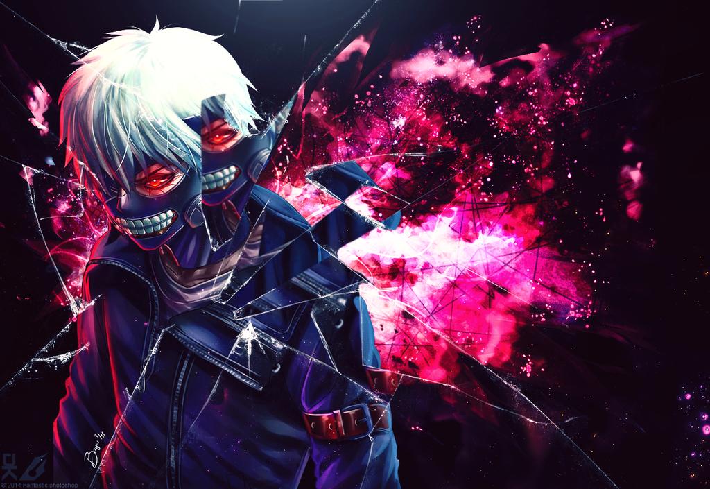 Tokyo Ghoul Wallpaper By Dickywardhana