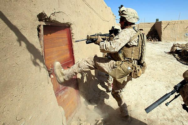 Afghanistan War Taliban Hiding Behind Civilians In Marjah Afghanistan War Afghanistan War