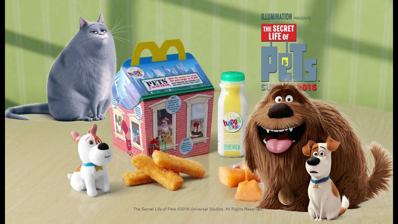 Youtube In 2020 Happy Meal Happy Meal Toys Happy Meal Mcdonalds