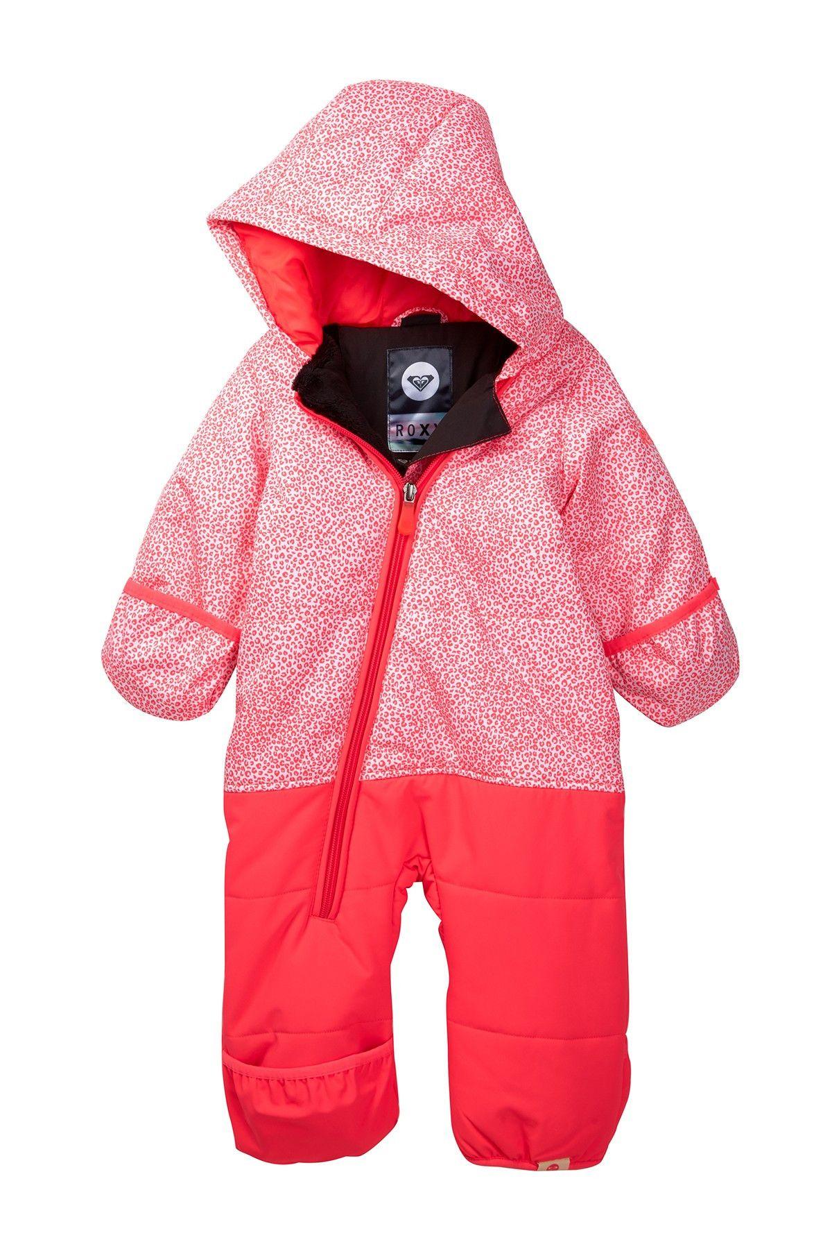 Rose Jumpsuit I Jacket Baby Girls