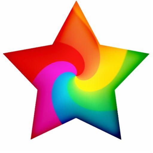 rainbow clipart google rainbow quotes pictures pinterest rh pinterest com Clip Art Star Pattern Gold Star Border Clip Art