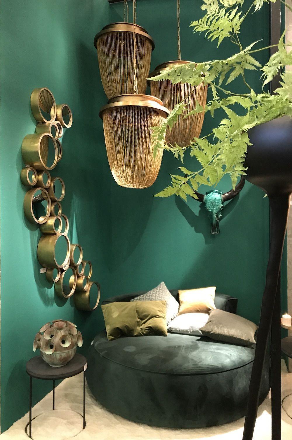 Touch Of Gold Gold Accessoires Goud Messing Interieur Interior Groen Chic Groen Interieur Decoraties Kamer Decoratie