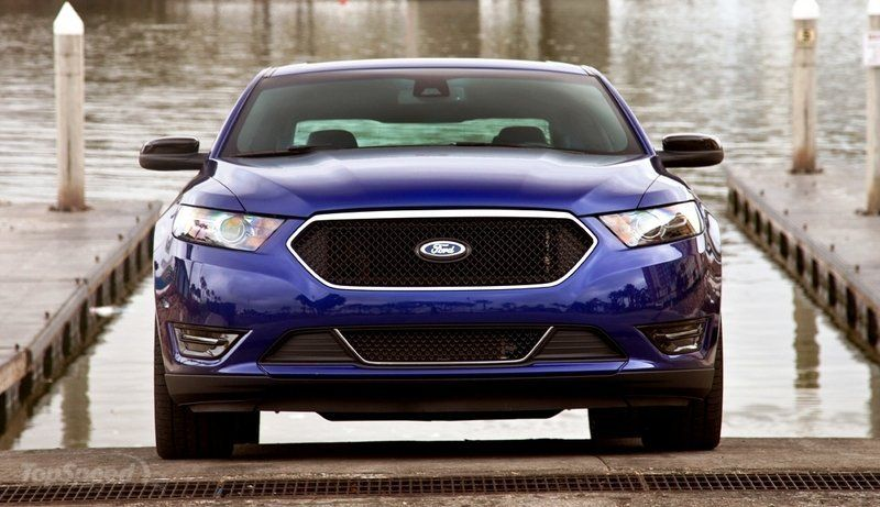 2014 Ford Taurus Sho Gallery 524237 With Images Ford Taurus
