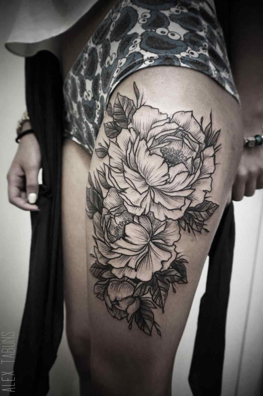 Image result for lotus flower thigh tattoo tattoo ideas image result for lotus flower thigh tattoo izmirmasajfo