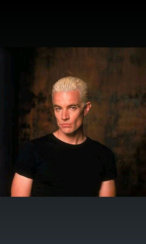 Spike played by James Marsters in Buffy The Vampire Slayer