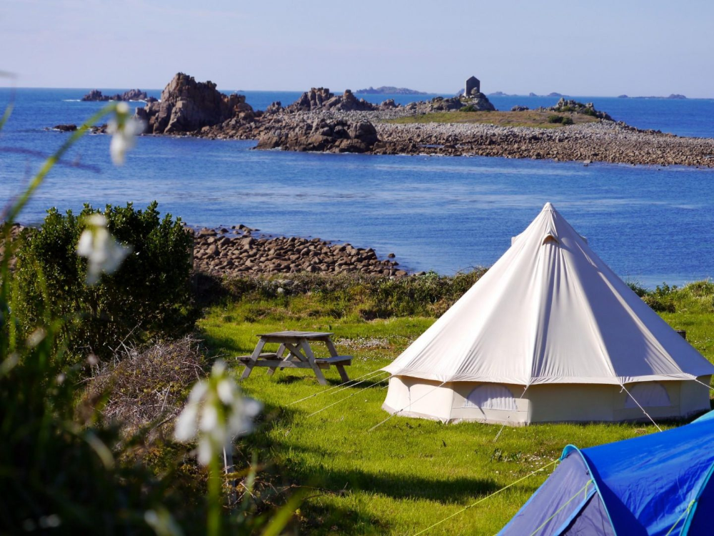 Best adventure campsites in Britain | Where to camp hiking ...