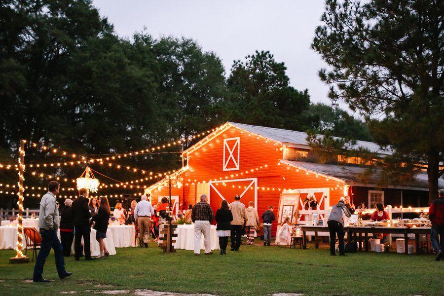 Country Rustic Alabama Barn Wedding Alabama wedding