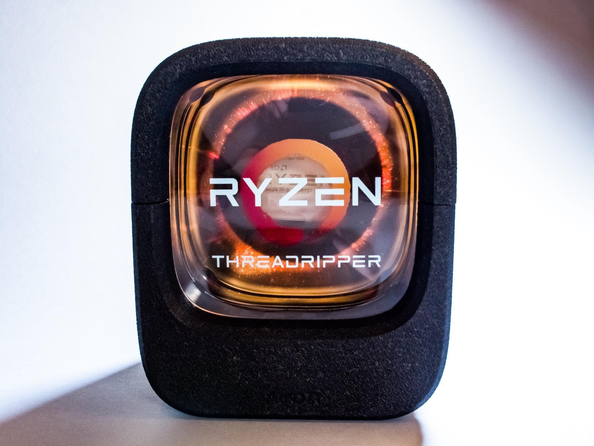 Amd Ryzen Threadripper Features Next Gen Packaging Amd Retail Packaging Macbook Repair