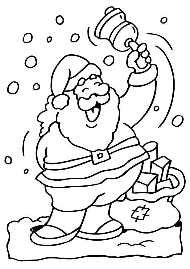 ภาพช ดฝ กระบายส ว นคร สต มาส Christmas การ ต นซานตาครอส กวางเรนเด ยร สน บสน นคนไ Santa Coloring Pages Merry Christmas Coloring Pages Christmas Coloring Pages