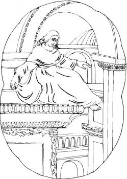Sistine Chapel Coloring Pages Sistine Chapel Coloring Pages