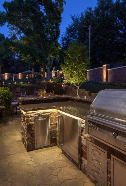 Specialty Lighting Gallery Mckay Outdoor Kitchen Design Outdoor Living Patios Outdoor
