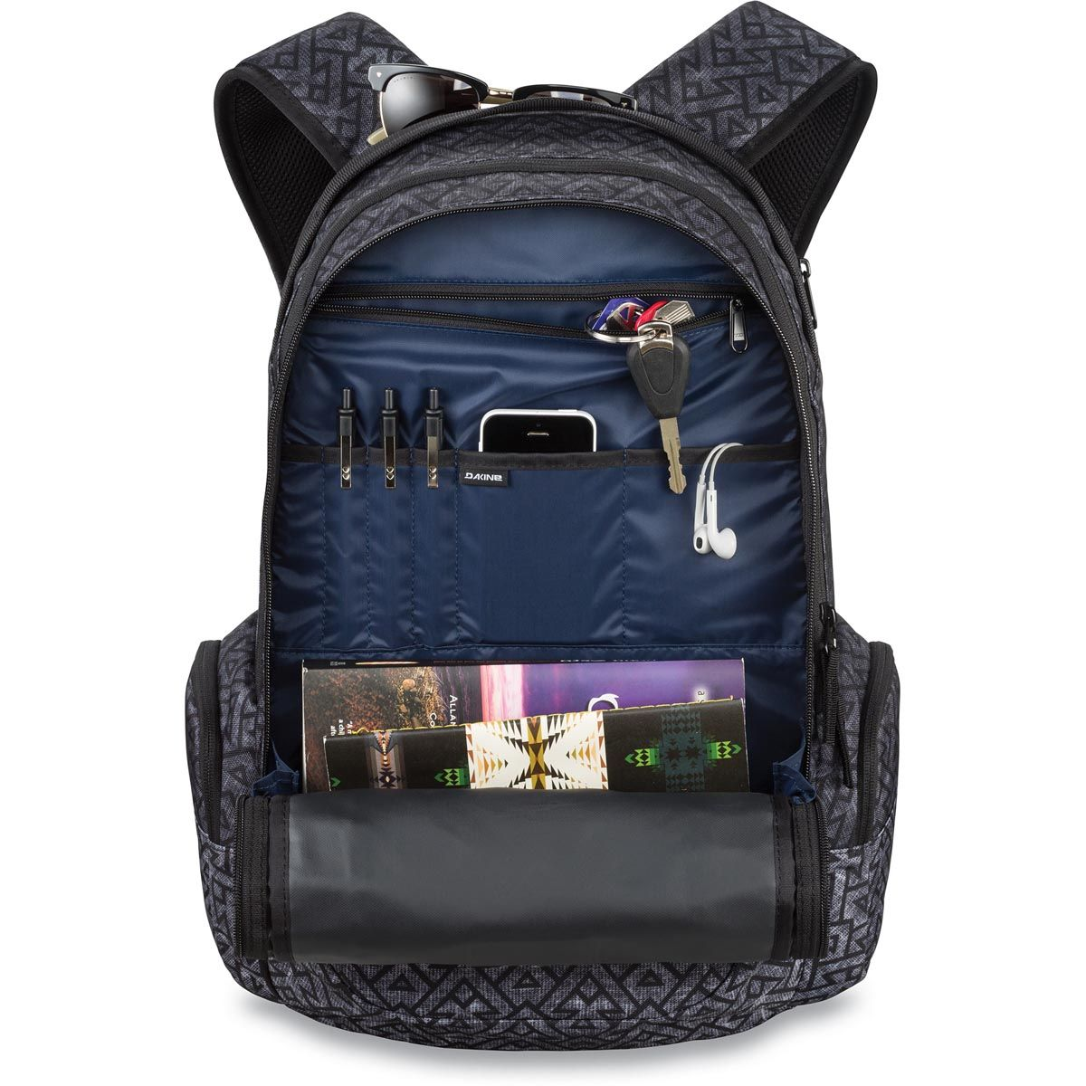 Dakine Mission 25L (Stacked) Backpack Bags ytVs5ce2m9